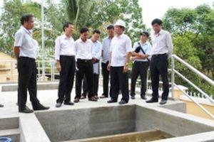 Sớm hỗ trợ nước sinh hoạt cho đồng bào Ninh Thuận
