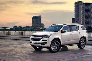 Chevrolet Trailblazer mở bán tại Việt Nam 'đấu' Toyota Fortuner