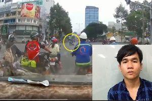 Tên cướp kéo lê cô gái giữa trung tâm Sài Gòn sa lưới đặc nhiệm