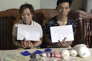 Thanh Hóa: Bắt giữ đôi nam nữ vận chuyển số lượng lớn ma túy từ Lào về Việt Nam