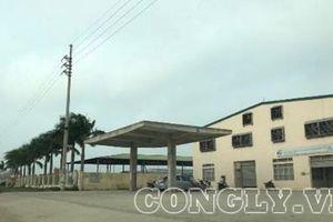 Thanh Hóa: Ai tiếp tay cho công ty Delta xây dựng các hạng mục cây xăng trái phép