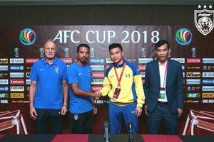 Johor Darul Tazim - SLNA: Tuyển thủ Malaysia quyết tâm xé lưới SLNA