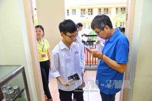 Những loại máy tính nào được sử dụng trong phòng thi THPT Quốc gia 2018?