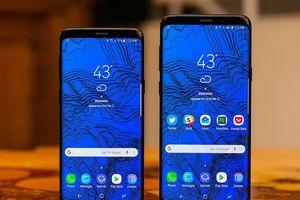 Tối ưu hóa giao diện người dùng với Galaxy S9 và S9+