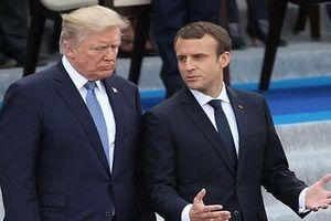 Tổng thống Pháp sang Mỹ bàn chuyện cứu JCPOA