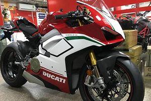 'Đập thùng' siêu môtô Ducati Panigale V4 Speciale tiền tỷ tại Việt Nam