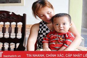 Lao động Hà Tĩnh tử nạn tại Đài Loan: Chưa một lần được gặp mặt con thơ!