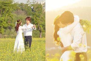 'Four Man': Park Hae Jin ôm hôn, tổ chức đám cưới 'ngôn tình' cùng Nana (After School)