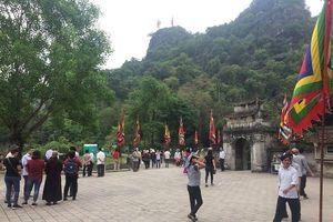 Ninh Bình: Mở cửa tham quan miễn phí tại Khu di tích Cố đô Hoa Lư