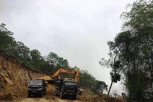 Hà Trung (Thanh Hóa): Sử dụng đất đắp đê không đúng vị trí, do tắc trách hay làm ngơ?