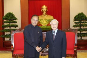 Làm sâu sắc hơn nữa quan hệ hữu nghị, hợp tác truyền thống Việt Nam - Sri Lanka
