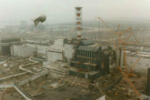 Nhìn lại 32 năm thảm họa hạt nhân Chernobyl