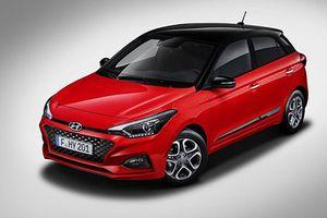 Chi tiết xe giá rẻ Hyundai i20 bản nâng cấp 2019