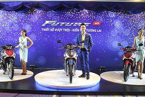 Cận cảnh Honda Future 2018 giá 31 triệu tại VN