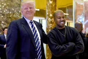 Kanye West bị ghét bỏ vì công khai khen ngợi ông Donald Trump