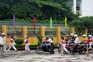 Yêu cầu đảm bảo an toàn giao thông tại các trường học trong cả nước