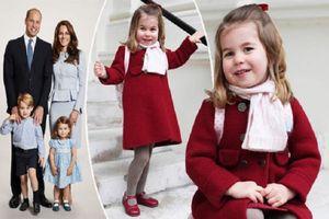 10 công chúa giàu nhất thế giới: Công chúa 2 tuổi nước Anh soán ngôi đầu bảng