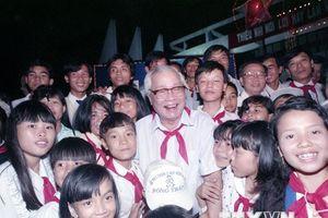Một số hình ảnh về Thủ tướng Chính phủ Võ Văn Kiệt