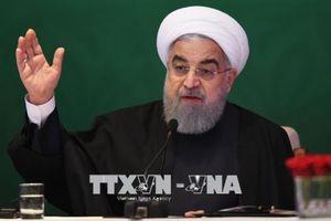 Tổng thống Iran: Nhà Trắng không phải nơi đưa ra quyết định cho các quốc gia trong khu vực
