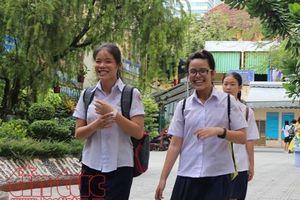 Học sinh giỏi và khuyết tật sẽ được tuyển thẳng vào lớp 10 công lập