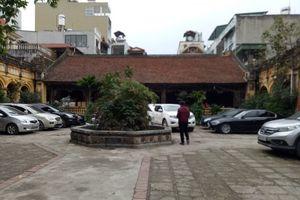 Hà Nội: Bãi giữ xe không phép ngang nhiên hoạt động, bất chấp lệnh cấm