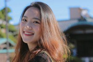 Ngắm nhan sắc khả ái của Á khôi du học sinh Việt tại Nhật Bản