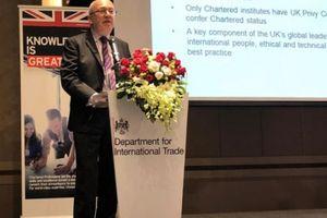 ICAEW tiếp tục hợp tác chặt chẽ với Chính phủ và các trường đại học Việt Nam