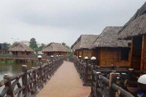 Thanh Hóa: Trang trại cá - lúa được ví đẹp nhất Đông Nam Á