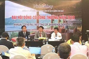 Đại hội đồng cổ đông Ninh Vân Bay (NVT): Nhiều tranh cãi, cổ đông lớn không cho bán Six Senses