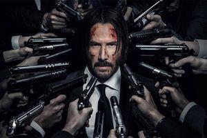 'John Wick 3' hé lộ nội dung kịch tính