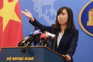 Việt Nam chúc mừng hội nghị thượng đỉnh liên Triều thành công