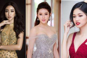 Dàn Hoa hậu, Á hậu tìm nơi vắng vẻ để 'hưởng' dịp nghỉ lễ