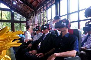 'Đi tìm Hoàng Cung đã mất' qua VR