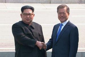 Lãnh đạo Triều Tiên, Hàn Quốc và cái bắt tay lịch sử tại Bàn Môn Điếm