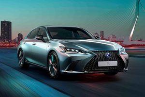 Lexus ra mắt ES 2019, khẳng định vị thế