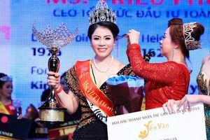 Hoa hậu Doanh nhân 2018 cầm đầu đường dây mua bán hóa đơn trị giá nghìn tỷ