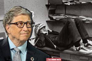 Bill Gates hối tiếc thời sinh viên quá khép mình, không bớt học lại và tiệc tùng nhiều hơn