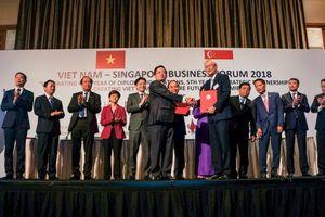 C.T Group ký nhiều thỏa thuận quan trọng cùng đối tác Singapore