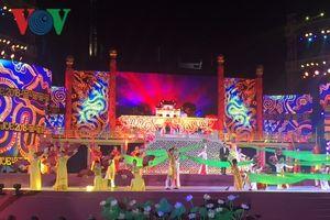 Festival Huế 2018 chính thức khai mạc với màn nghệ thuật hoành tráng