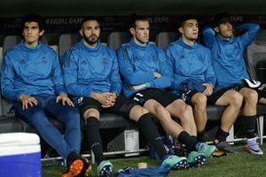 Dàn sao dự bị hạng sang của Real khiến đối thủ thèm khát