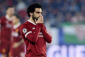 Salah tịt ngòi, Liverpool hòa trận thứ 2 liên tiếp