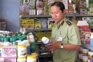 Siết chặt quản lý chất lượng phân bón, thuốc bảo vệ thực vật
