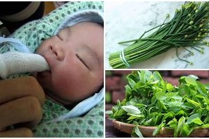5 cách rơ lưỡi cho bé sạch bong kin kít