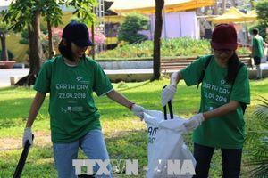 Nan giải thu gom và tái chế chất thải nhựa