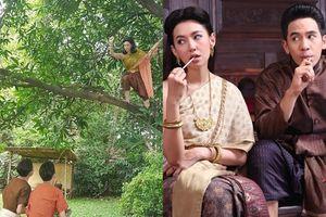 'Ngược dòng thời gian' tập đặc biệt: Đâu rồi cảnh quận chúa Karakade trèo cây hái xoài?