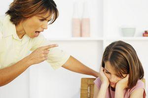 Ước sao bố mẹ đừng suốt ngày chỉ mắng mỏ, chì chiết con
