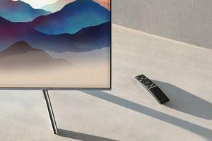 Những tính năng đáng chú ý trên dòng TV QLED 2018 của Samsung