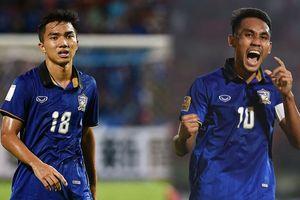 Bộ đôi sao Thái Lan tỏa sáng rực rỡ ở J. League 2018