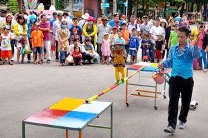 Sôi nổi Lễ hội 'Sài Gòn - TP Hồ Chí Minh nhịp sống muôn màu'