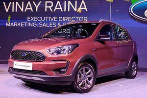 Xe Ford Freestyle mới giá chỉ 174 triệu đồng tại Ấn Độ